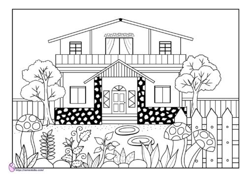 Gambar Rumah Bertingkat 2