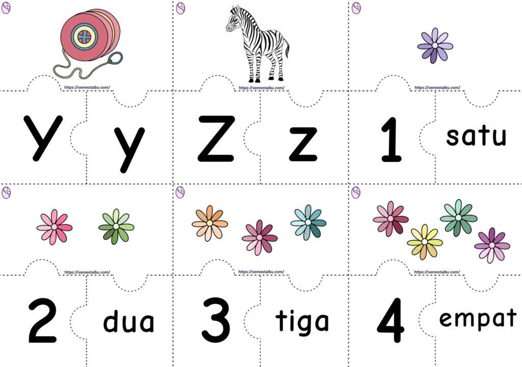 puzzle berhitung untuk anak tk